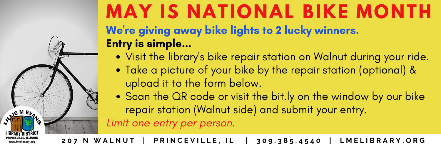National Bike Month - WEB