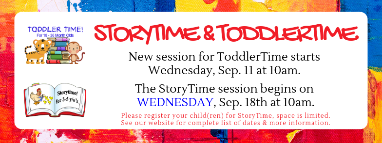 Story  ToddlerTime Returns 2019 - WEB