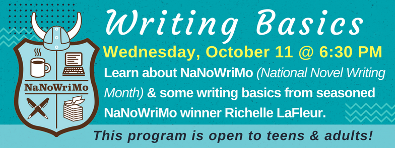 NaNoWriMo Writers Discussion - WEB